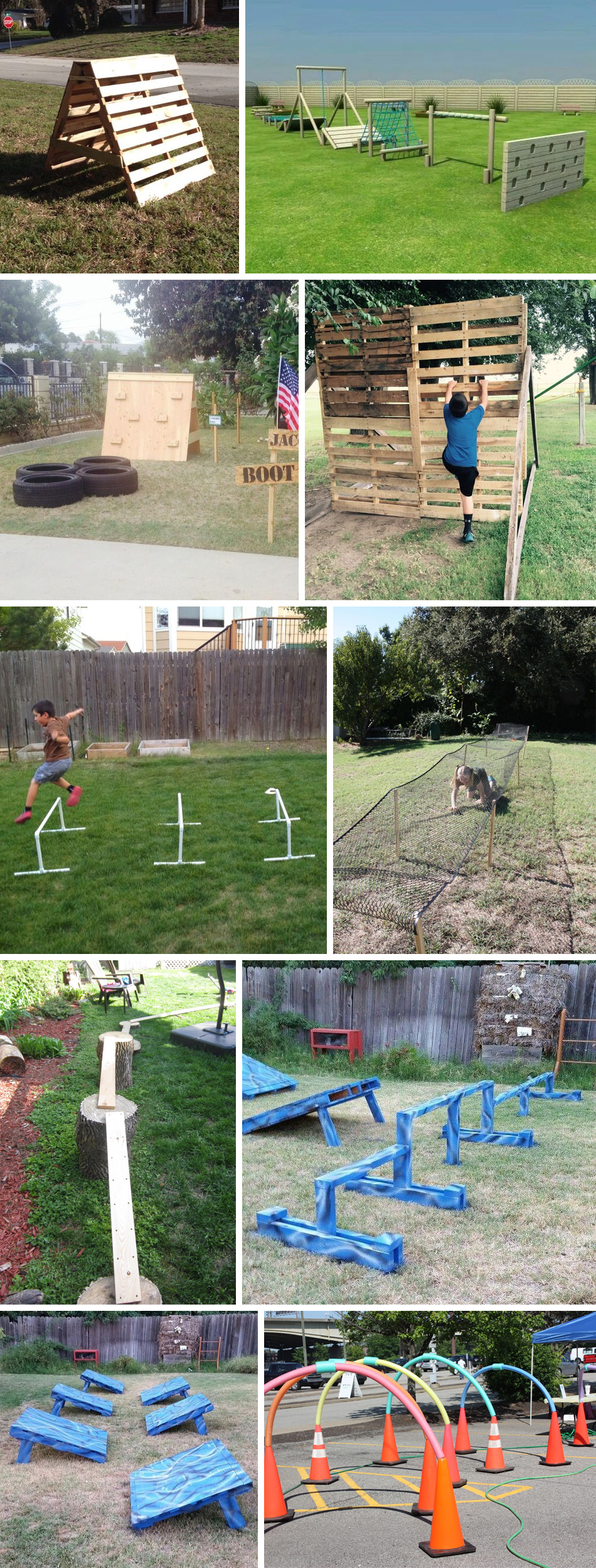 How to Organize an Epic Ninja Warrior Party in Your Backyard?