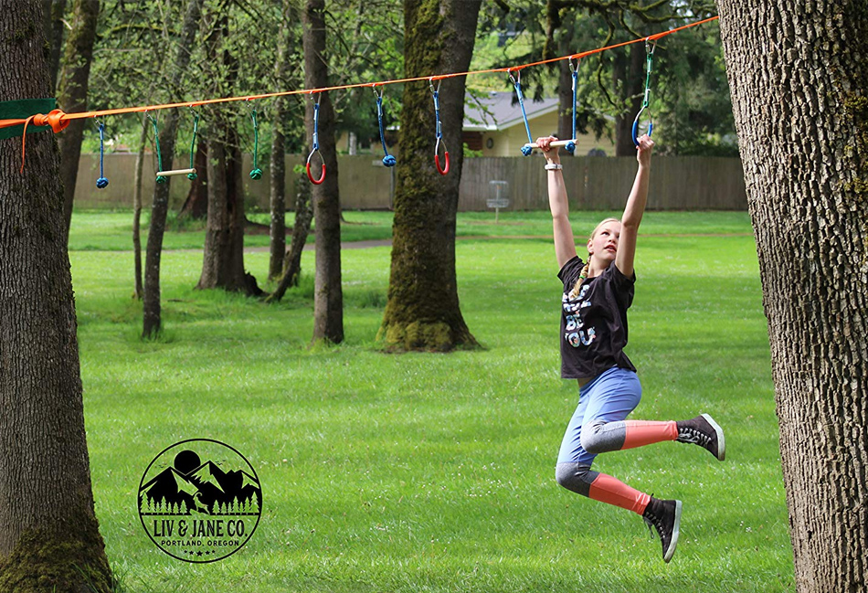 How To Create A Ninja Warrior Obstacle Course For Kids