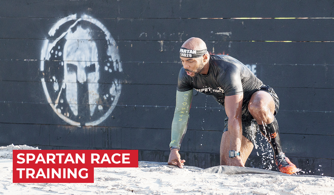 How To Train For A Spartan Race