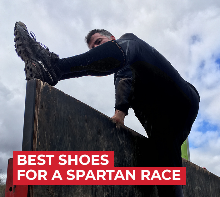 What Kind of Shoes Should I Wear for Spartan Race?